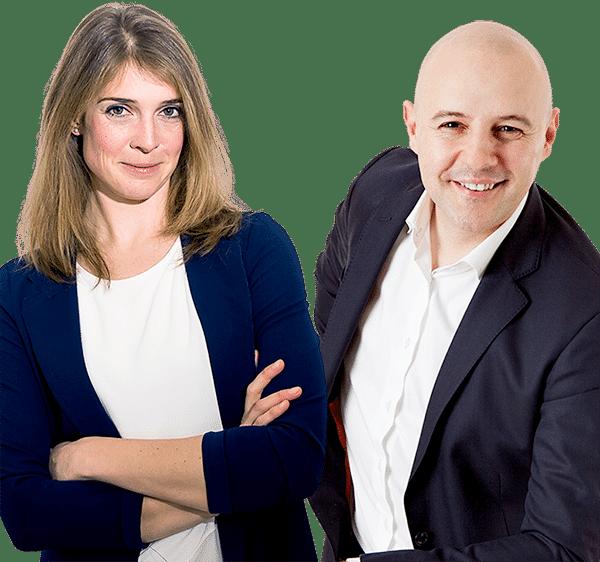 Caterina Vidulli e Giovanni Zanier